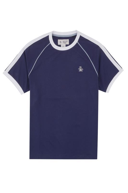 Men's  PENGUIN MUNSINGWEAR Navy Track T-Shirt