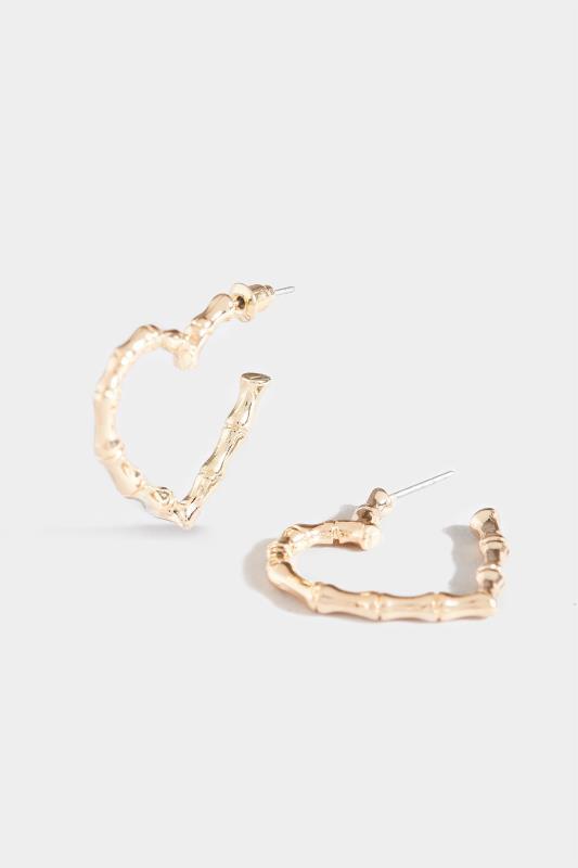 Gold Bamboo Heart Earrings_D.jpg