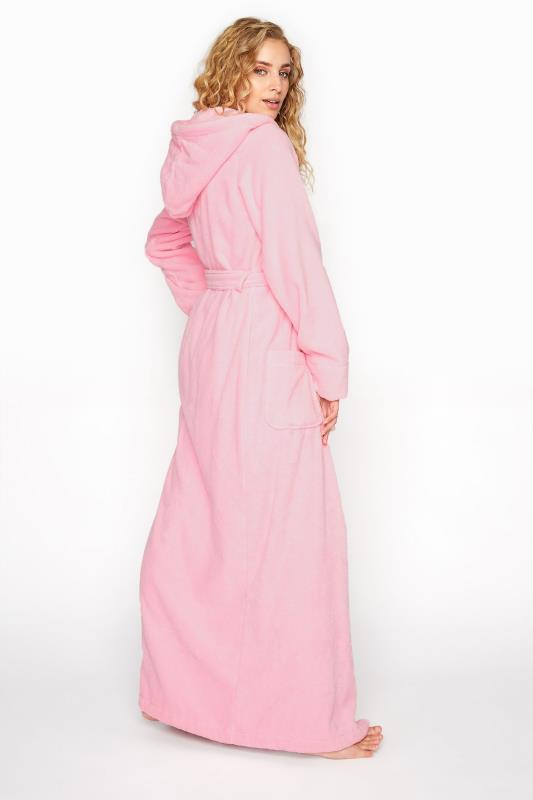 LTS Pink Cotton Maxi Robe_C.jpg