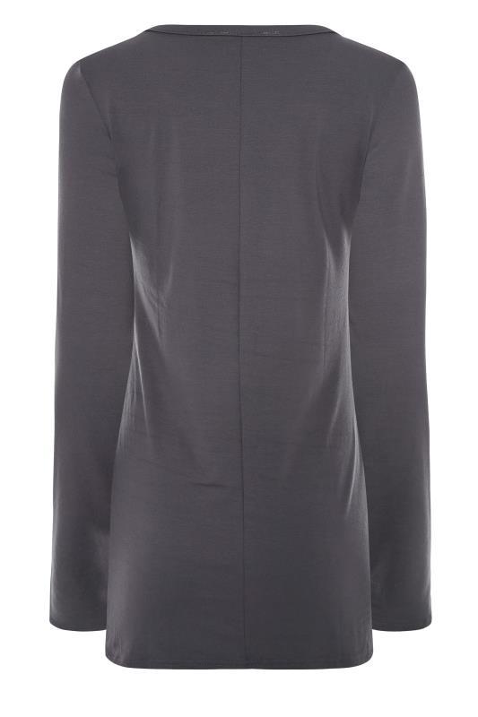LTS Charcoal Grey Long Sleeve T-Shirt_BK.jpg