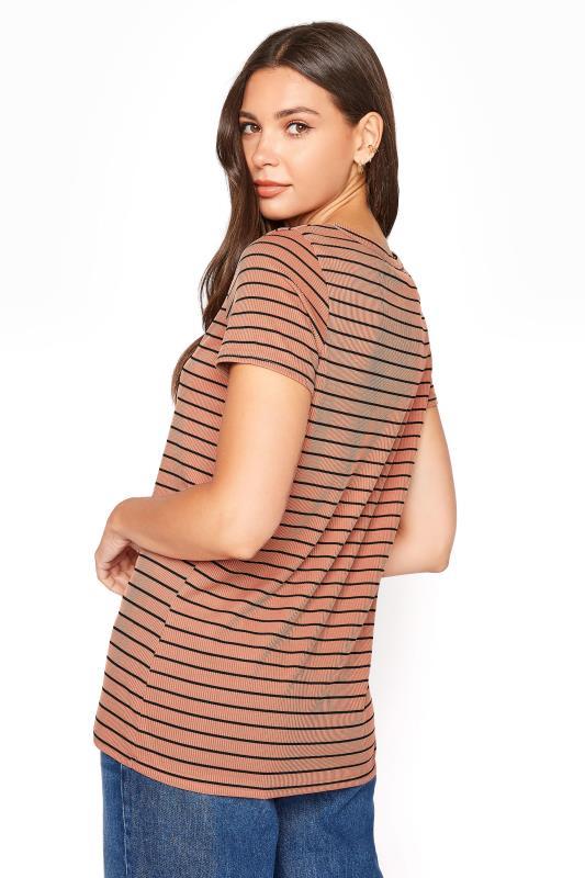 LTS Rust Stripe Rib T-Shirt_C.jpg