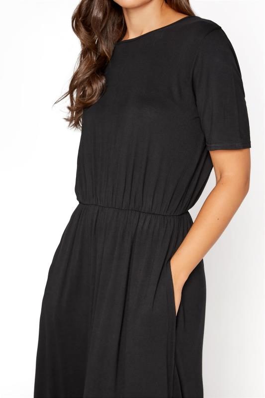 LTS Black Pocket Midaxi Dress_D.jpg