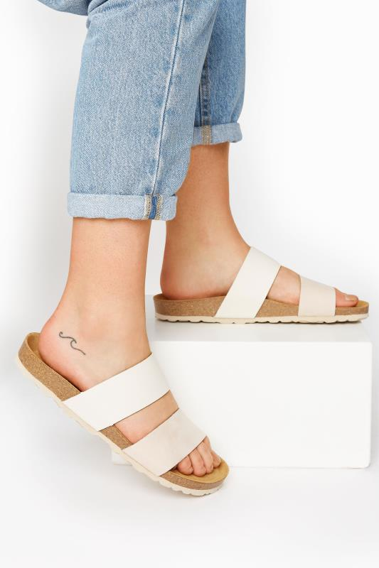 Off-White Leather Two Strap Footbed Sandals_M.jpg