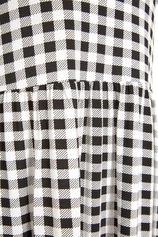 LTS Black Gingham Tiered Maxi Dress_S.jpg