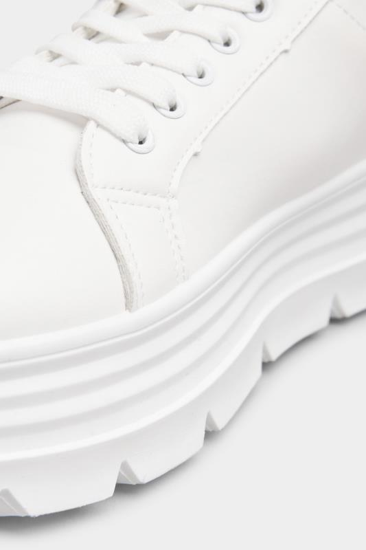 LIMITED COLLECTION White Platform Chunky Trainers In Regular Fit_D.jpg