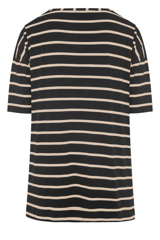Black Striped Oversized T-shirt_BK.jpg