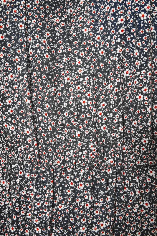 Black Floral Cold Shoulder Maxi Dress_S.jpg