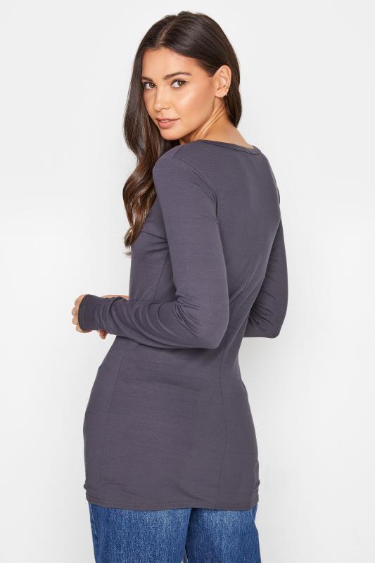 LTS Charcoal Grey Long Sleeve T-Shirt_C.jpg