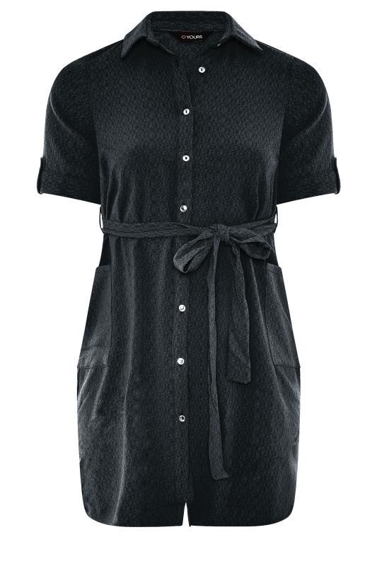 Black Belted Shirt Dress_F.jpg