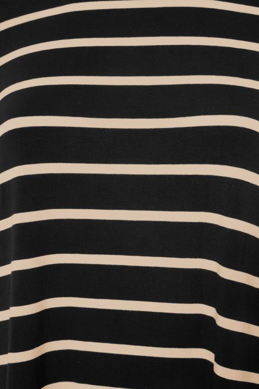 Black Striped Oversized T-shirt_S.jpg
