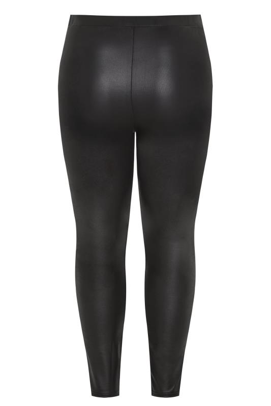 Black Coated Stretch Leggings_BK.jpg