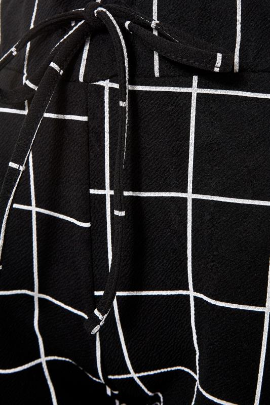 Black Grid Check Cuffed Trousers_S.jpg