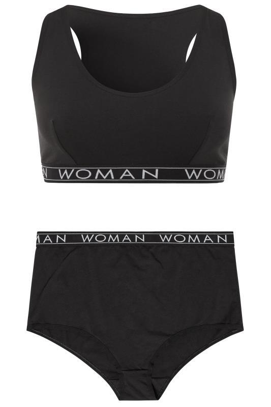 Black Lounge Woman Bralette Set_F.jpg