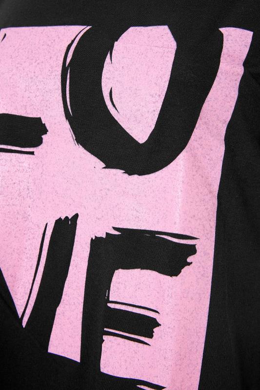 Black 'Love' Boyfriend T-Shirt_S.jpg