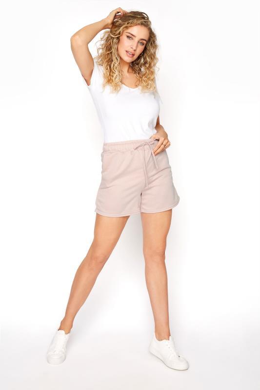 LTS Blush Pink Jersey Sweat Shorts_B.jpg