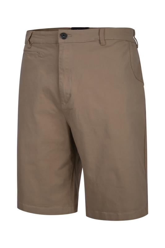 Men's  KAM Sand Chino Stretch Short