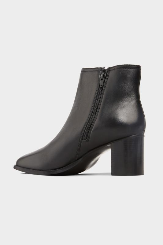 Black Leather Heeled Chelsea Boots In Extra Wide Fit_C.jpg