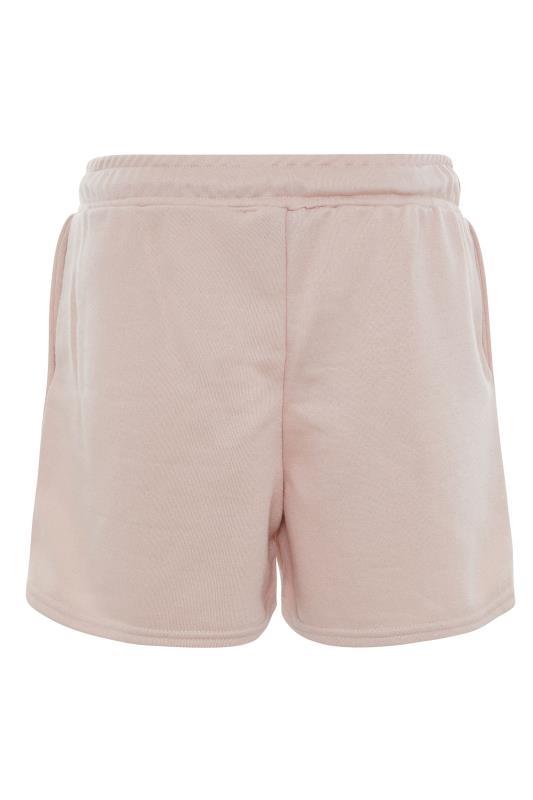 LTS Blush Pink Jersey Sweat Shorts_BK.jpg