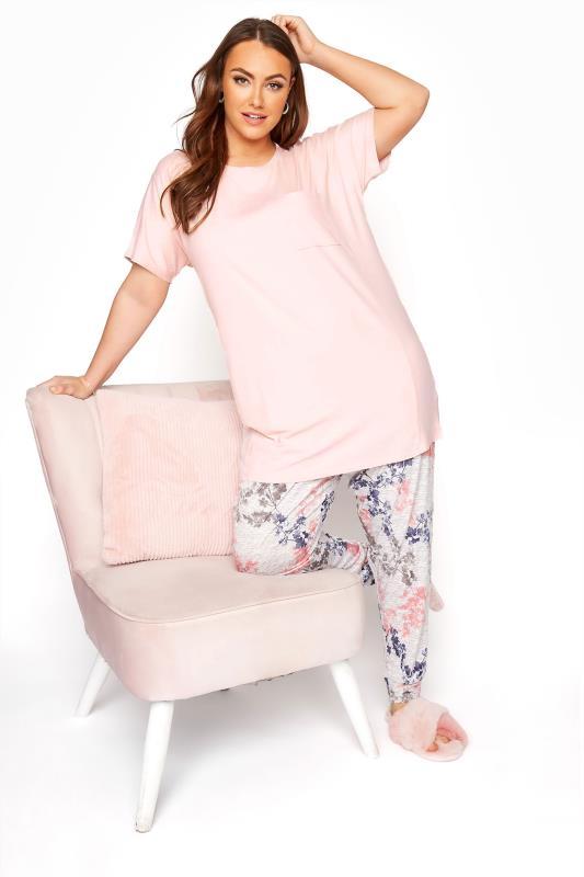 Pink Pocket Floral Lounge Set_B.jpg