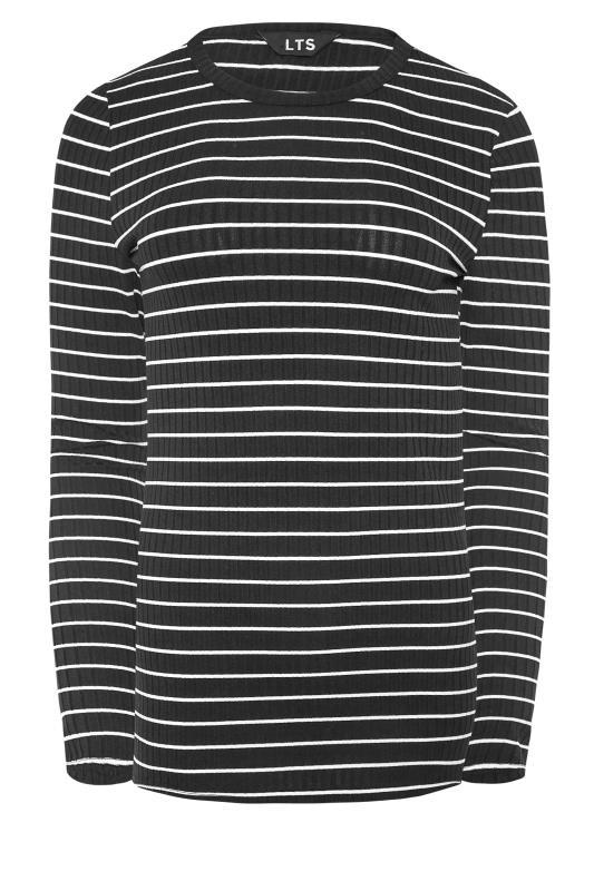 LTS Black Stripe Ribbed Top_F.jpg