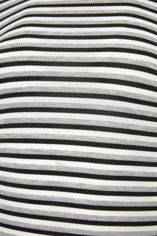 LTS Grey Stripe Ribbed Roll Neck Top_S.jpg