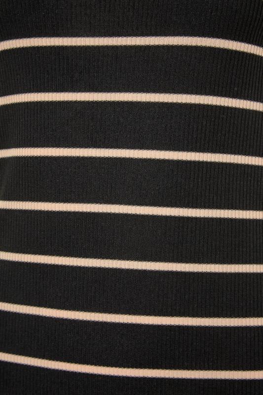 LTS Black Stripe Ribbed Dress_S.jpg