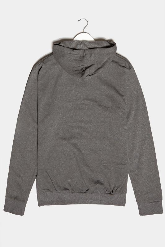 BadRhino Charcoal Grey Division 15 Hoodie