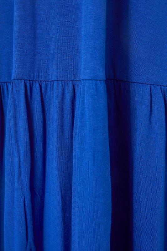 LTS Cobalt Blue Strappy Drop Waist Maxi Dress_S.jpg