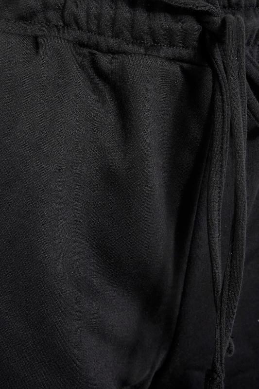 LTS Black Jersey Sweat Shorts_S.jpg
