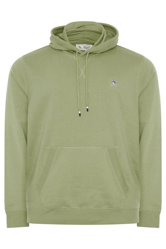 Men's  PENGUIN MUNSINGWEAR Green Logo Hoodie