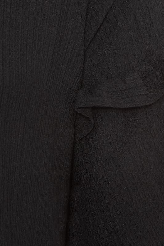 THE LIMITED EDIT Black Smock Midaxi Dress_S.jpg