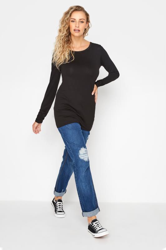LTS Black Long Sleeve T-Shirt_B.jpg