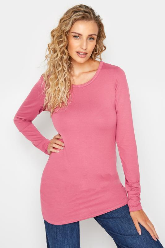 LTS Pink Long Sleeve Top_A.jpg