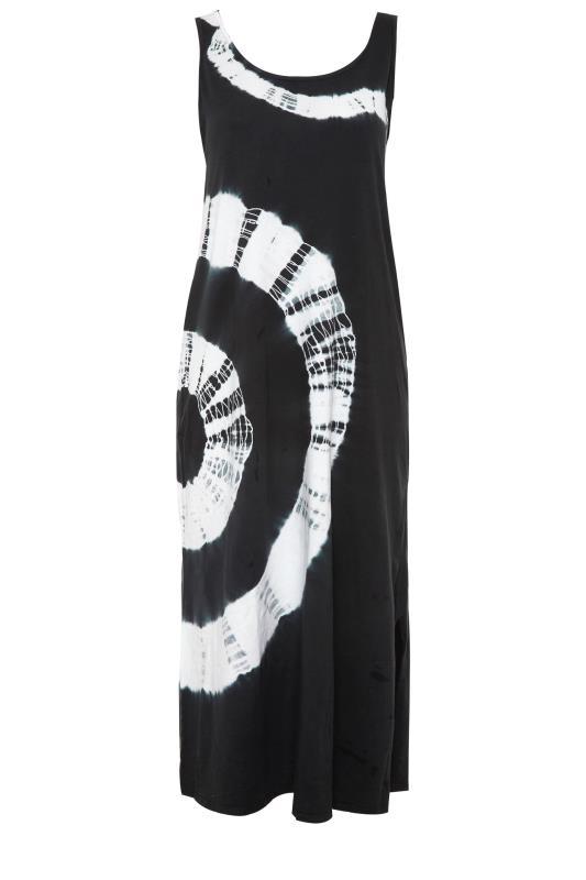 Black Tie Dye Sleeveless Maxi Dress_F.jpg