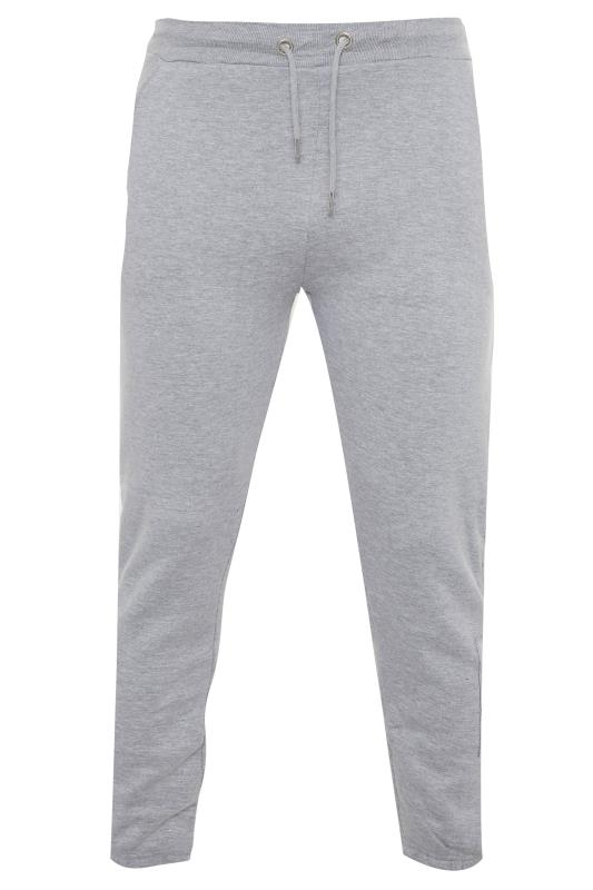Men's  304 CLOTHING Grey Patch Joggers