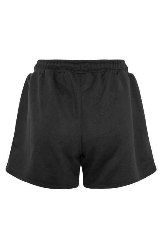 LTS Black Jersey Sweat Shorts_BK.jpg