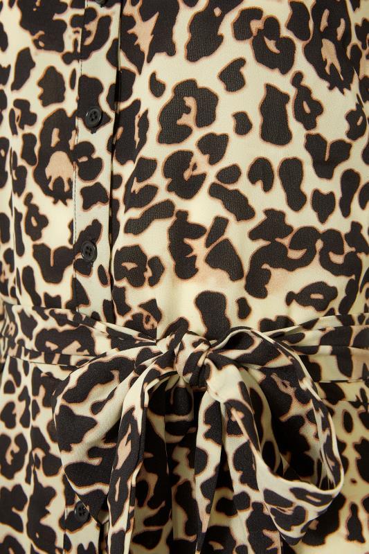 LTS Cream Animal Print Shirt Midi Dress_S.jpg