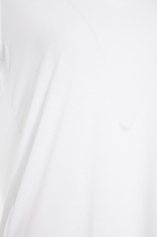 LTS White Linen Blend V-Neck T-Shirt_S.jpg