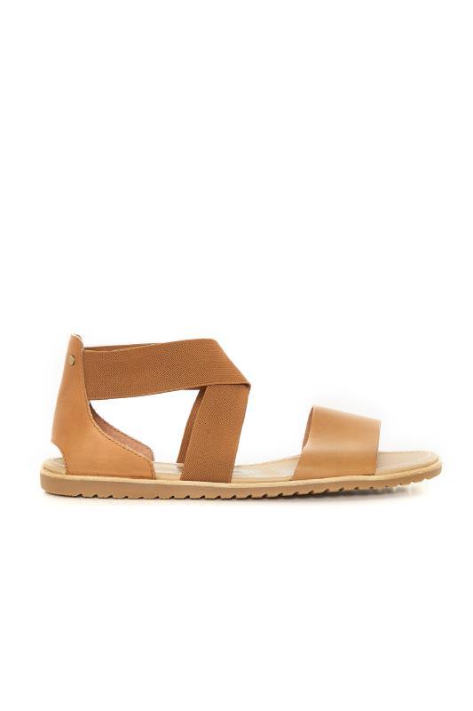 SOREL Ella Camel Sandals
