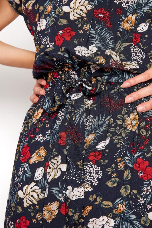LTS Navy Floral Tie Back Maxi Dress_E.jpg