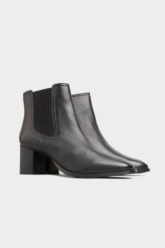Black Leather Heeled Chelsea Boots In Extra Wide Fit_B.jpg