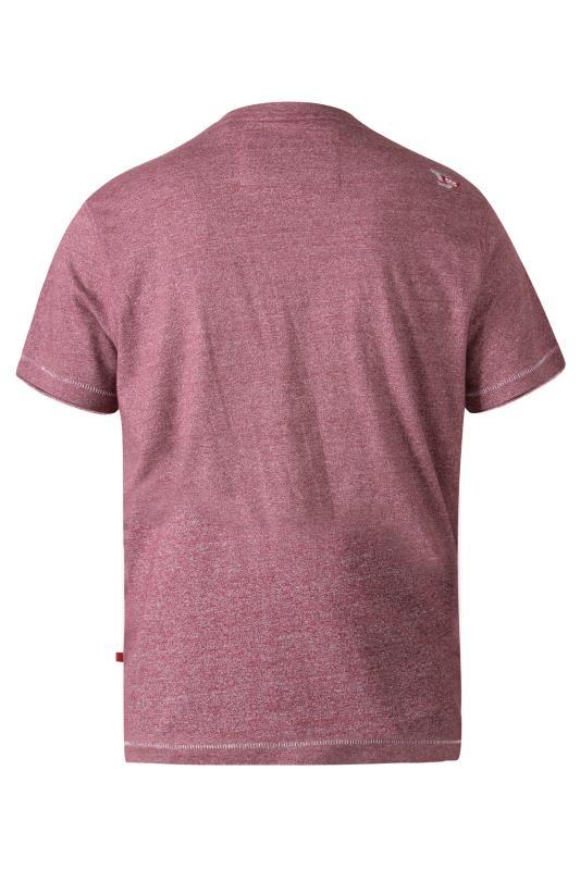D555 Red Drum Set T-Shirt_bk.jpg