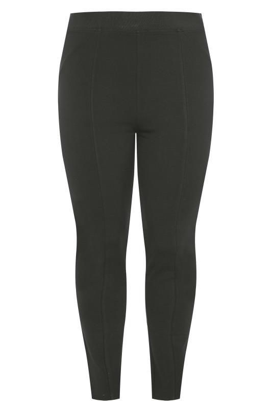 Bestseller Black Ponte Premium Stretch Trousers_F.jpg
