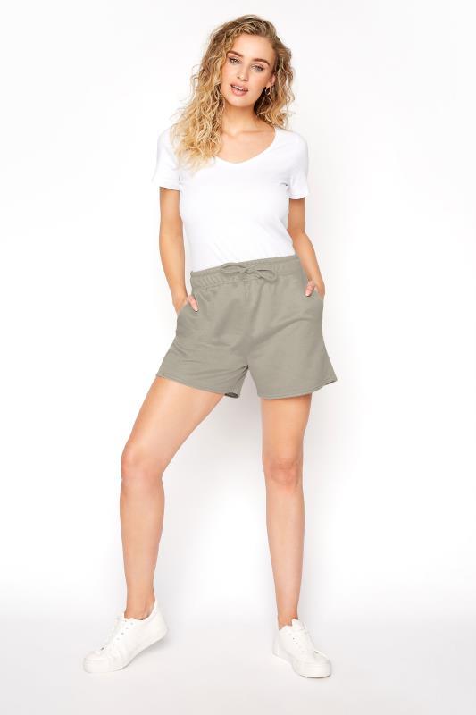 LTS Khaki Jersey Sweat Shorts_B.jpg