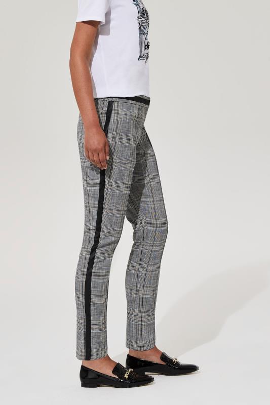 Karl Lagerfeld Paris Check Suit Trouser