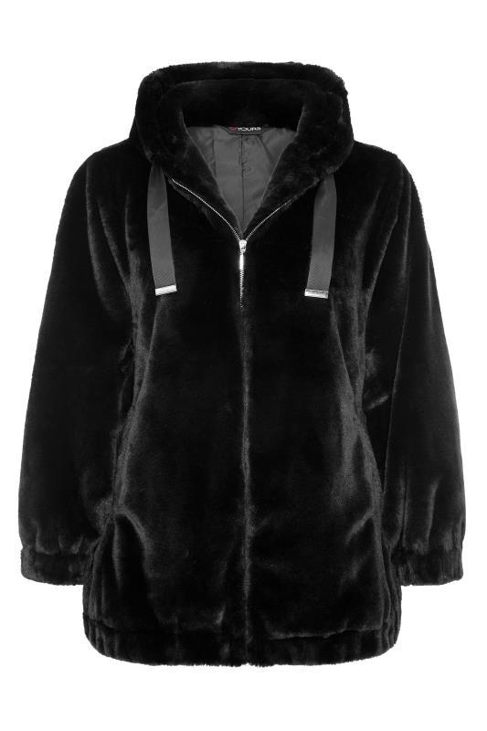 Black Faux Fur Oversized Jacket_F.jpg