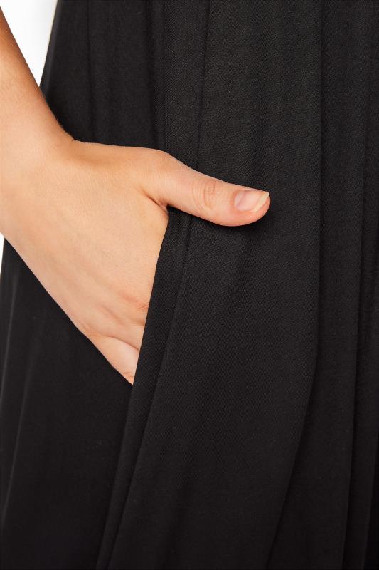 Black Harem Jersey Jumpsuit_E1.jpg