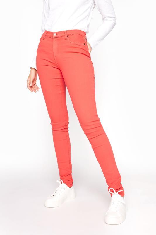 YOGA JEANS Berry Rachel Skinny Jeans