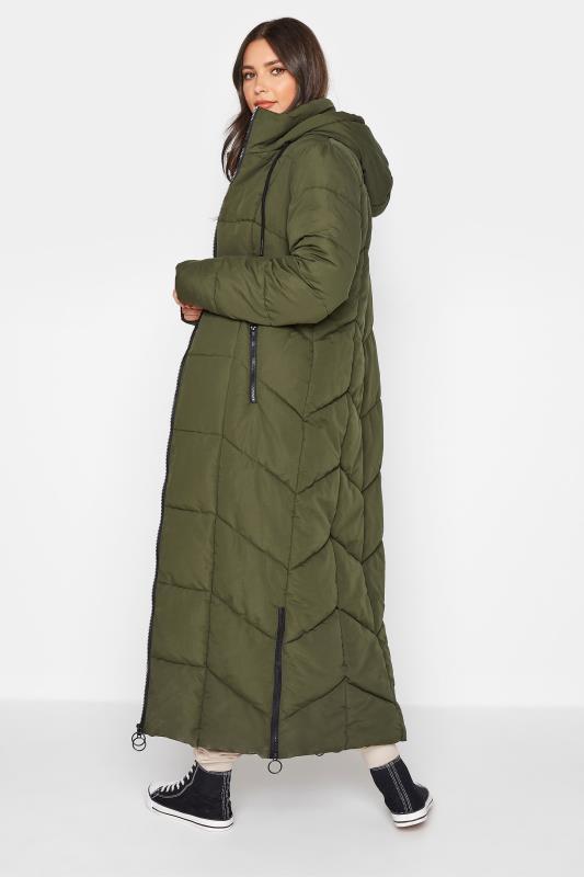 Khaki Longline Puffer Coat_C.jpg