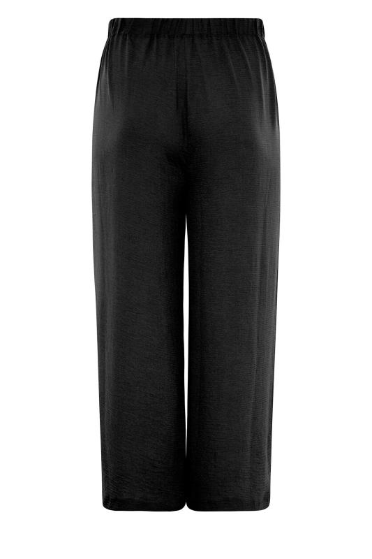 THE LIMITED EDIT Black Wide Leg Trousers_BK.jpg